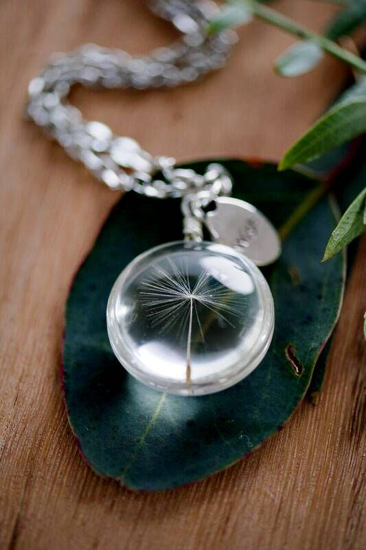 Dandelion Wish Necklace Dandelion Flower Jewelry Dandelion Seed Jewelry Dandelion Necklace Dandelion Jewellery Free Shipping Silver Dandelion Wish Dandelion Gifts For Friends