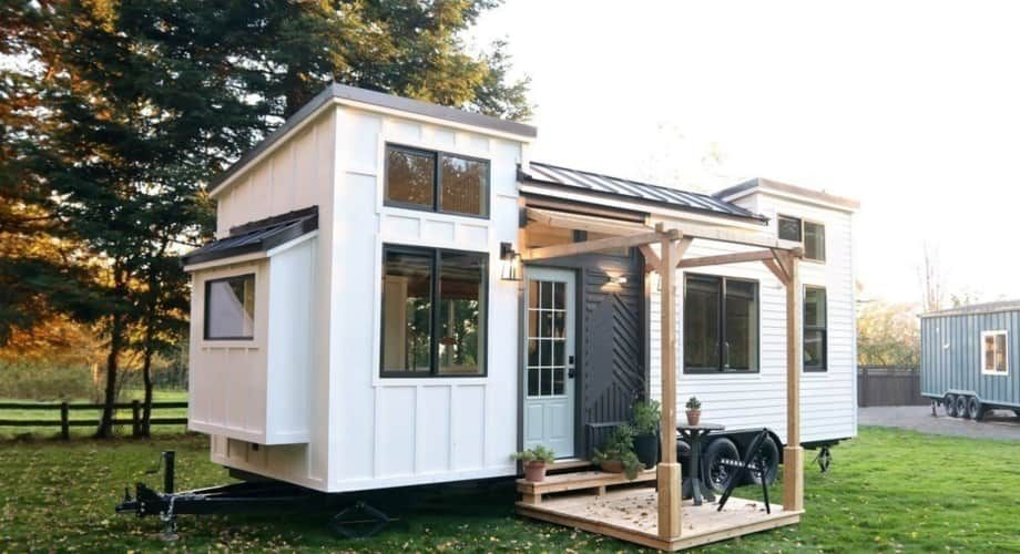 Pacific Harmony - Tiny House for Sale in Portland, Oregon in