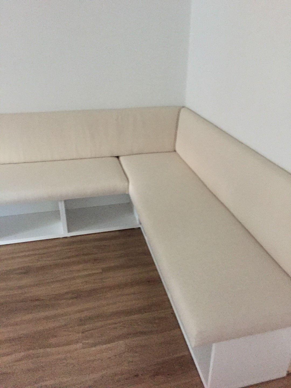 Besta Bench Seat Dining Area - IKEA Hackers