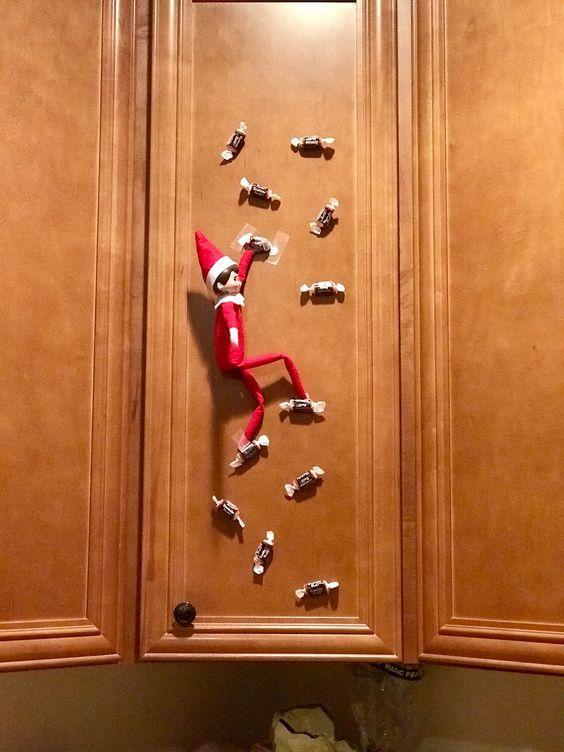 100+ Funny Elf On The Shelf Ideas - Recipe Magik
