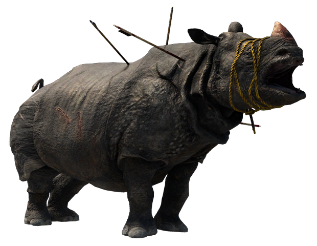 Karkadann In 2020 Asian Rhino Lion Sculpture Beast