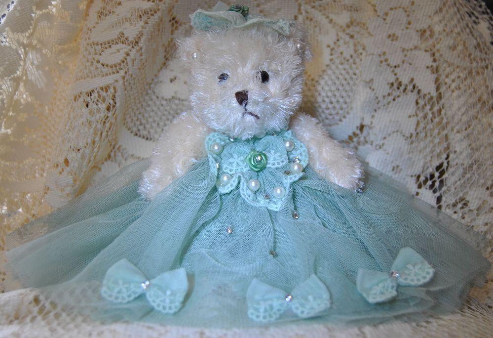 Faith Victorian Teddy Bear | Teddy Bears | Pinterest