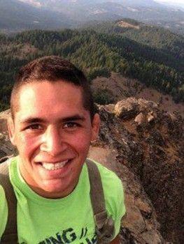 Oregon National Guard Soldier 2LT Alexander Howell, 22