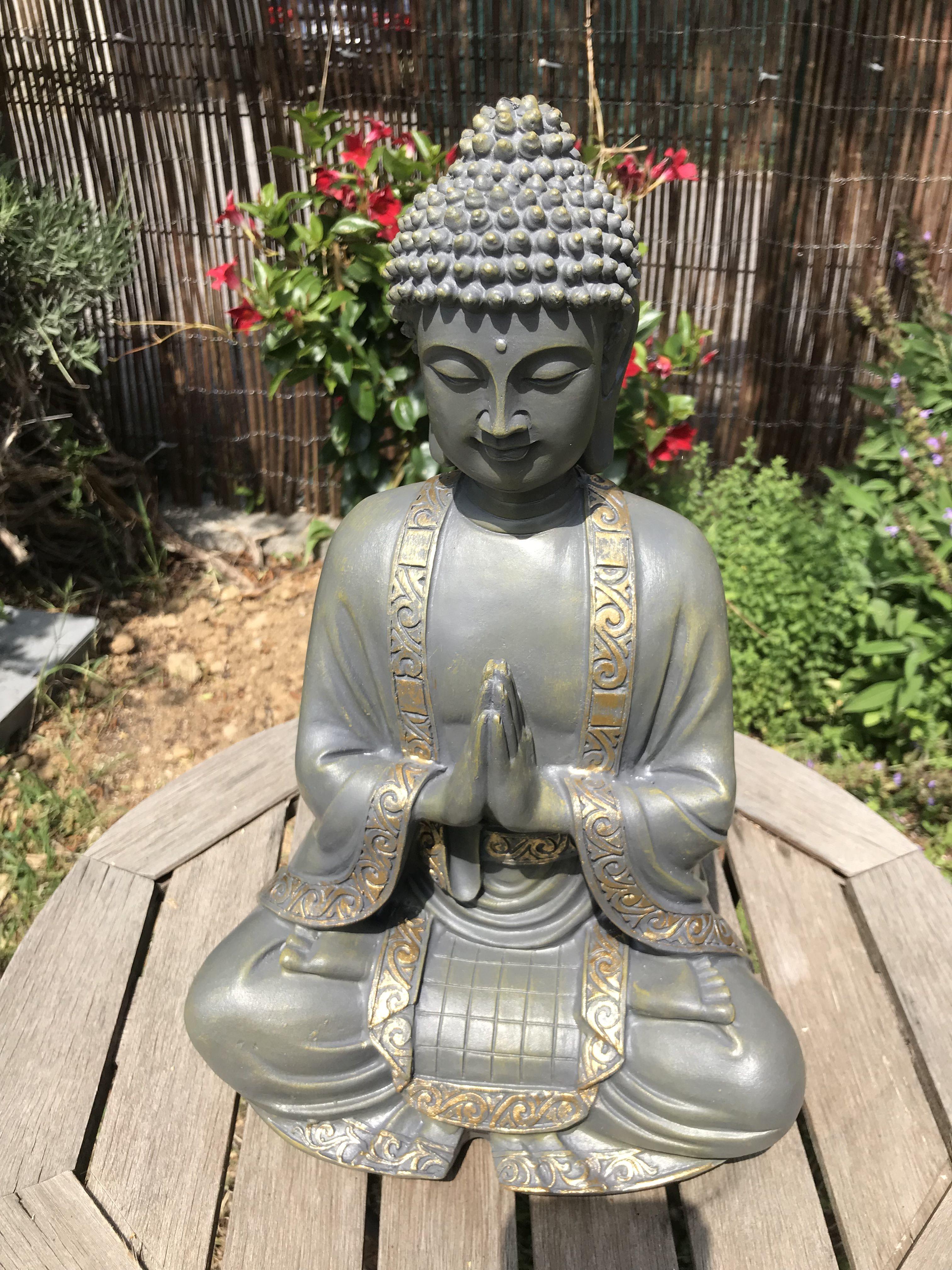 Statue Bouddha En Meditation Grand Format Statue Bouddha Statue Bouddha