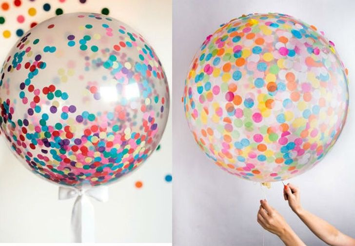 Ideas creativas para decorar globos infantiles con for Ideas creativas para decorar
