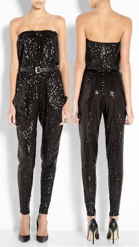 fc23723dfc8 Black Sequin jumpsuit......... 3