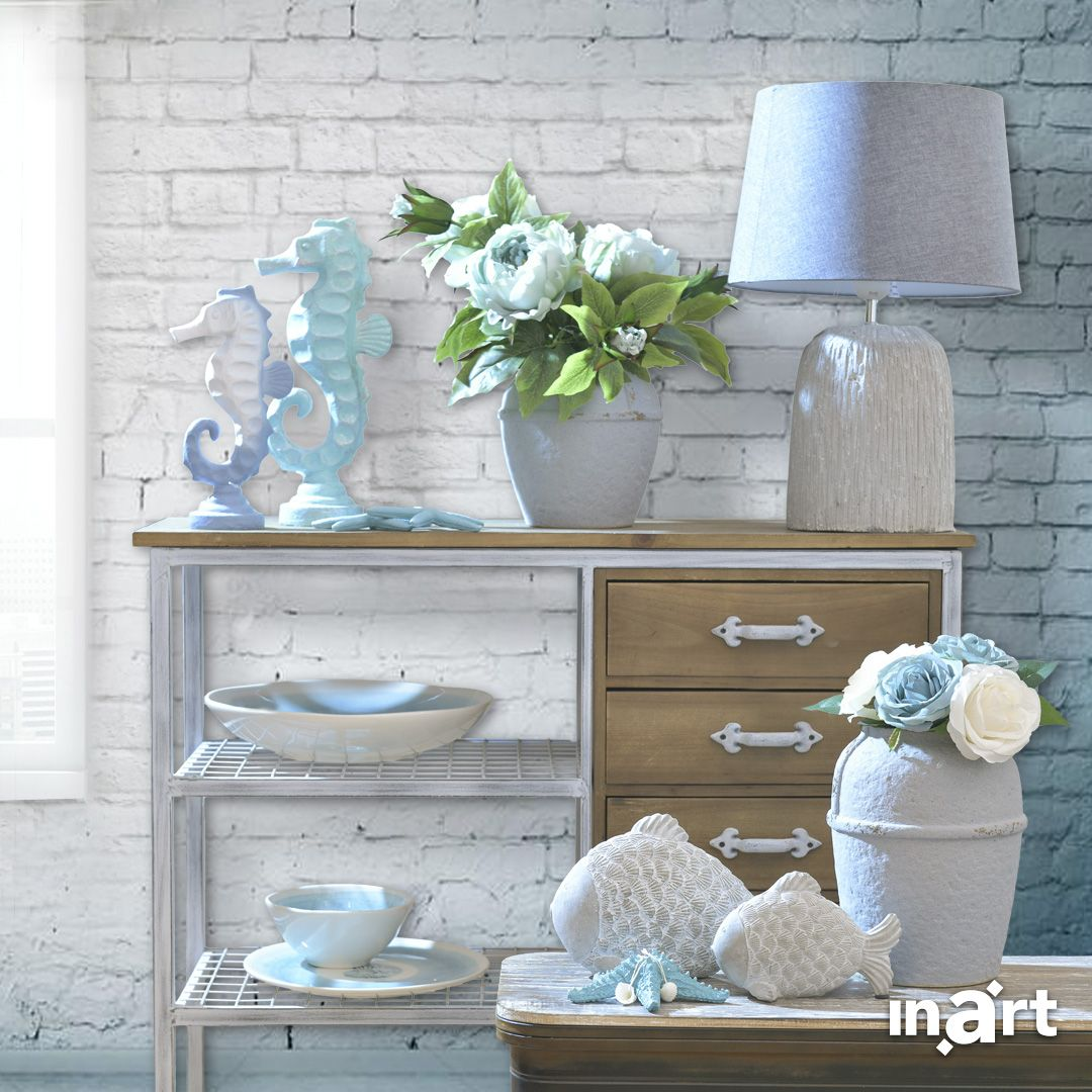Bring the colors and feelings of summertime into your home! 📍Discover more unique décor creations at www.inart.com. #inart #inartLiving #homegoods #interiors #homedeco #interiorinspiration #homedecorating #housedesign #homeinteriors #design #homedecoration #interiordetails #homesweethome