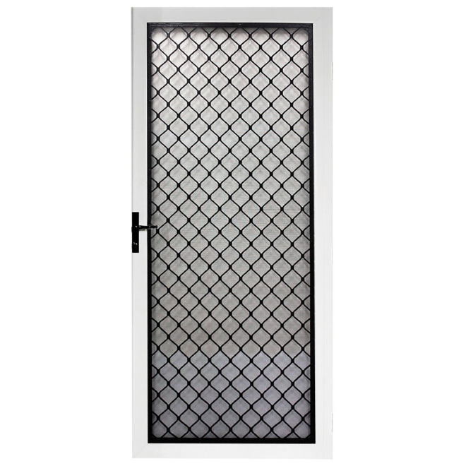 Crimsafe Security Doors Security Door Shower Screen Tall Cabinet Storage