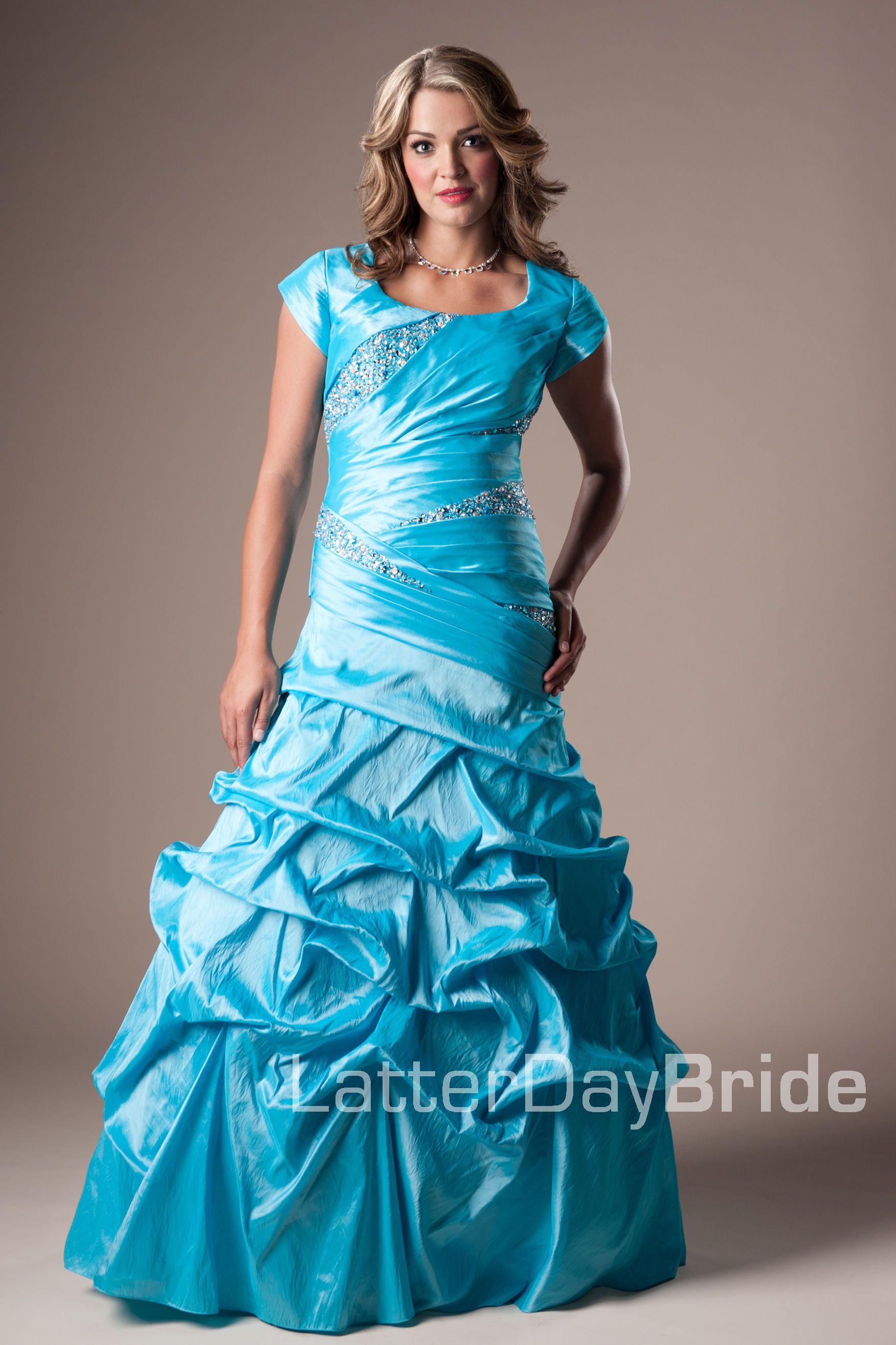 Bridesmaid & Prom, Regina | LatterDayBride & Prom -Modest Mormon LDS ...