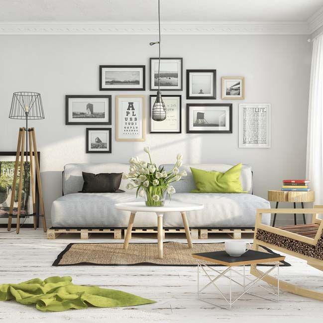Scandinavian Living Room Design Ideas Inspiration: Pin By Adel Dreyfus On Living
