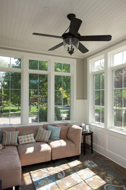 Enclosed Porch Furniture
