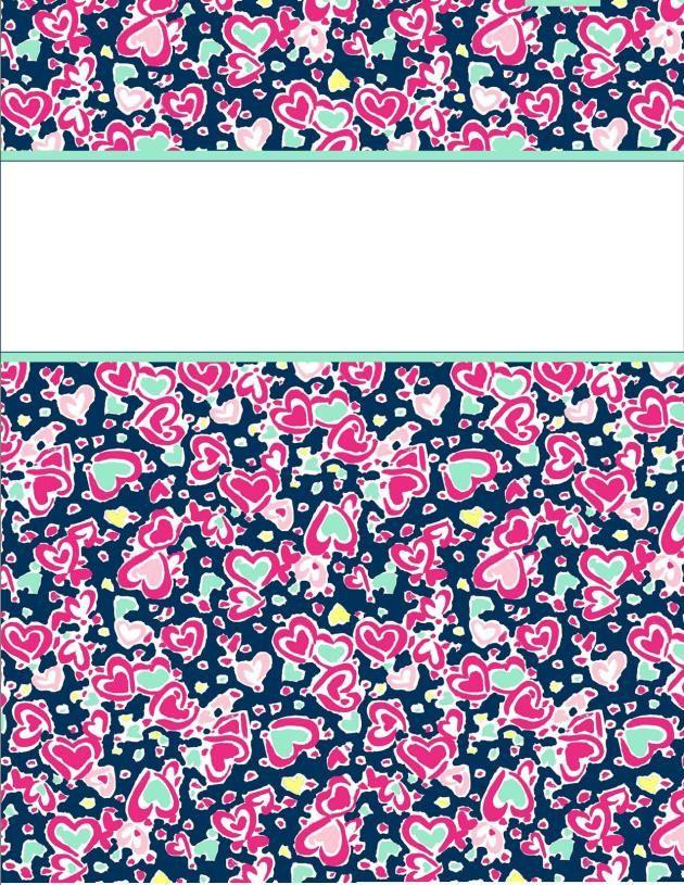 My Cute Binder Covers   Binder, Wordpress and School