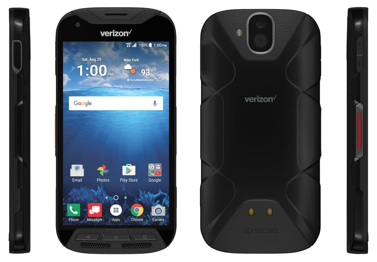 Rugged, All-Weather Kyocera DuraForce PRO Arrives At Verizon