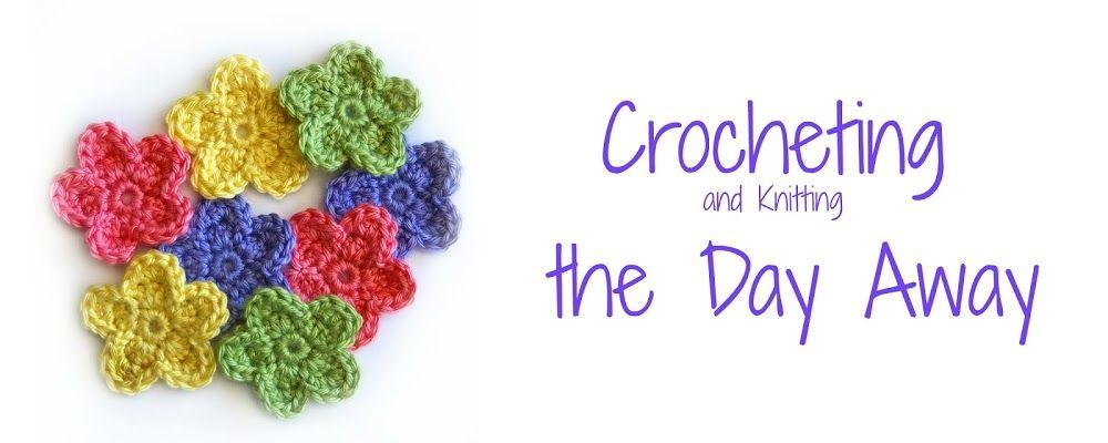 Crocheting the Day Away  Crochet Rules by Doris Chan