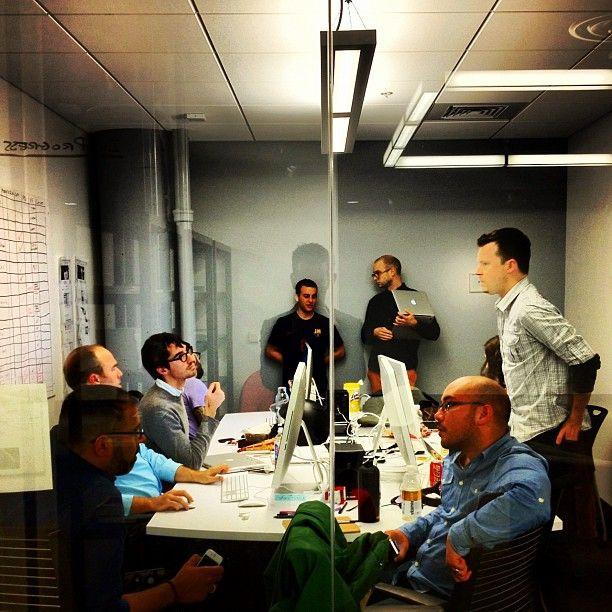 Collaborating and creating - https://squareup.com/jobs