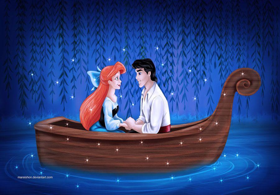 Mareishon S Deviantart Gallery Mermaid Poster Disney Art The Little Mermaid