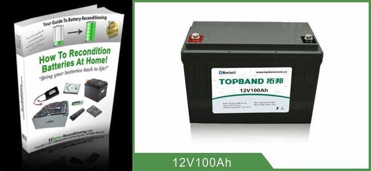 How Long Does It Take To Recondition A Battery Dead Car Battery Battery Ryobi Battery