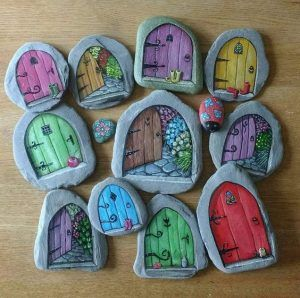 14 Most Adorable Painted Rocks #rockpainting