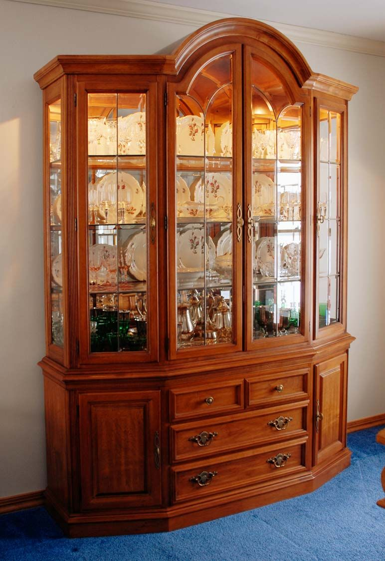 Living Room China Cabinet Wooden Cupboard Living Room Cabinets