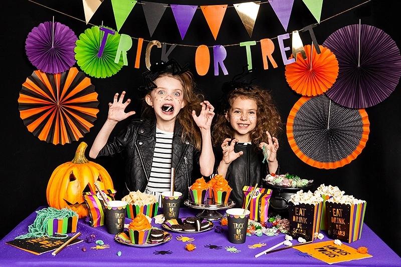 Foremki Na Slodycze Hocus Pocus Halloween 6 Szt Halloween Party Kids Hocus Pocus Halloween Kids