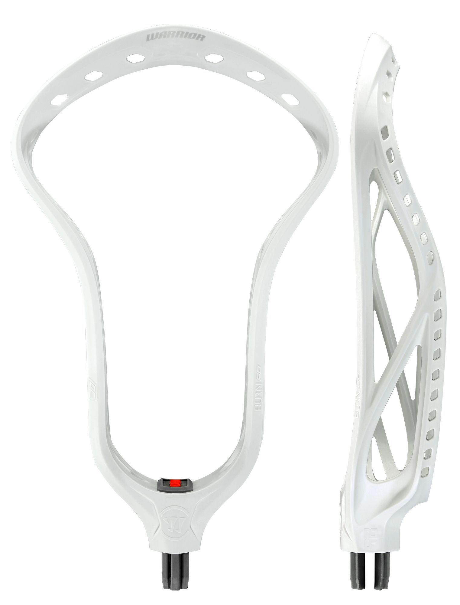 Warrior Burn X Unstrung Lacrosse Head