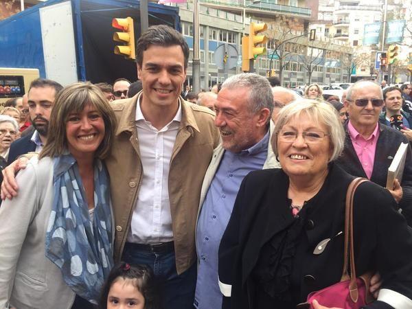 Familia catalana de Évole
