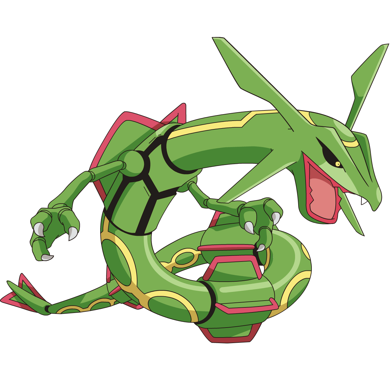 legendary pokemon rayquaza