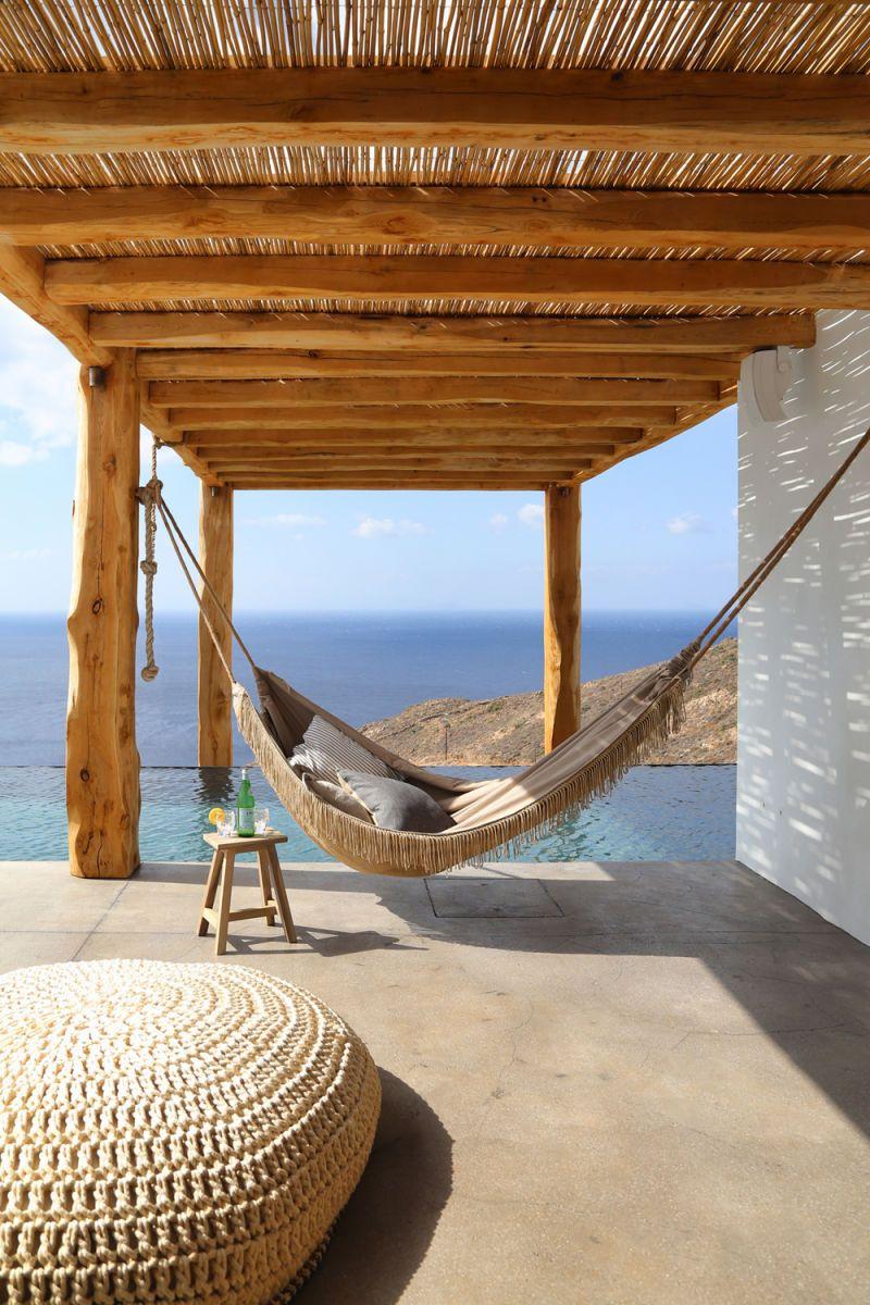 Sommer Auf Syros Traumhafte Strandhauser Sommerhaus Und