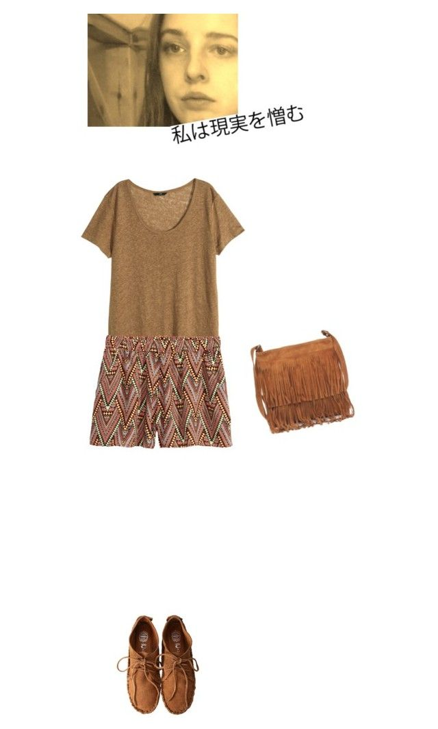 """""""Contest Selfie set 2 :)"""" by majaklara ❤ liked on Polyvore featuring H&M and Jeffrey Campbell"""