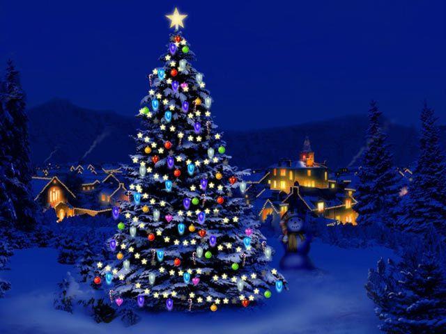 Christmas Screensavers | My 3D Christmas Tree Screensaver ...
