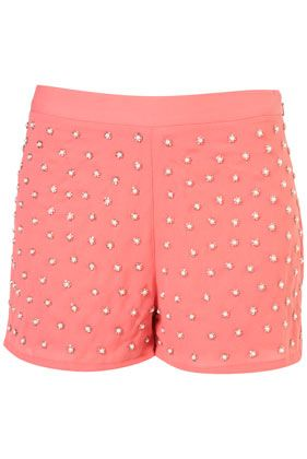 beaded shorts...my rump would never fit in these but they are splendid!