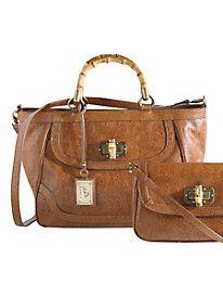 Koret Bamboozled Shopper Handbag