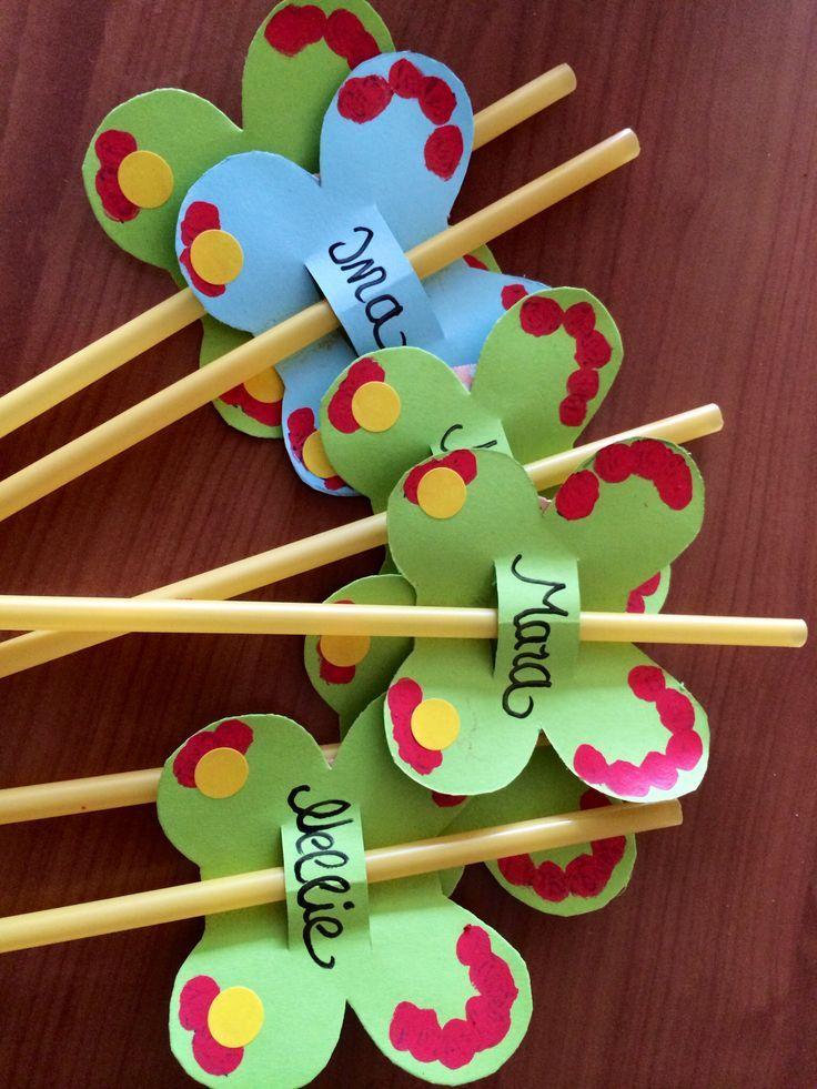 Photo of Trinkhalme für den Motto kindergeburtstag Schmetterling birthday butterfly – Kindergeburtstag ideen