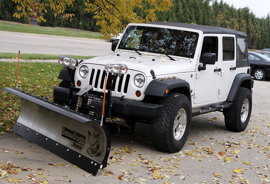 snow dogg snow plow jeep jeep pinterest snow plow jeeps and jeep mods. Black Bedroom Furniture Sets. Home Design Ideas