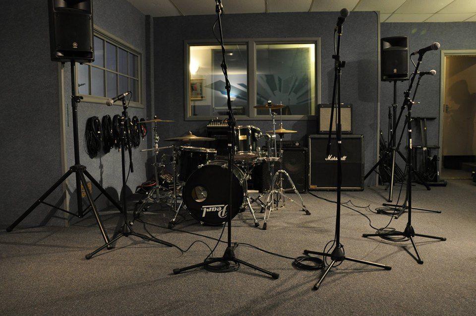 Band Practice Room Music Studio Room Music Bedroom Music Studio