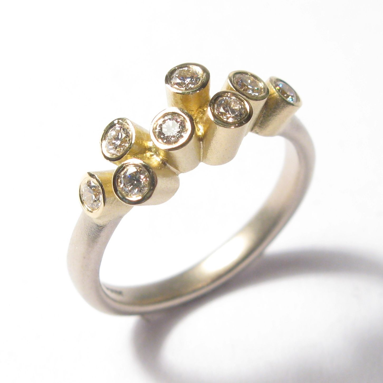silver precious ring engagement stone ct with multi gold jewelry diamonds sterling semi plated in natural rings