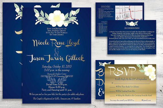 These Magical Wedding Invitations Will Leave Your Guests
