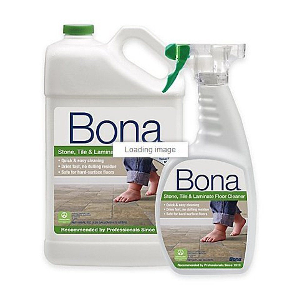 Bona Stone & Tile Cleaner Pro Series How to clean