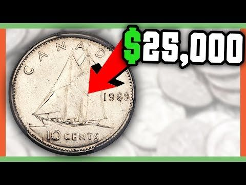Rare Canadian Coins Worth Money To Look For In Pocket Change You