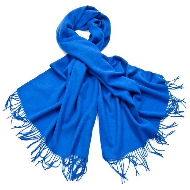 Etole bleu vif en laine - Etole/Etole laine - Mes Echarpes http://www.mesecharpes.com/etole/etole-laine/etole-bleu-vif-en-laine.html