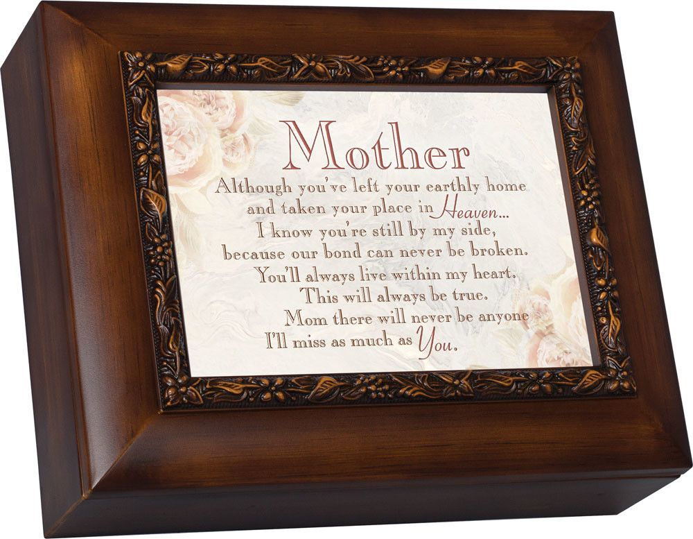 Urn Mother Picture Frame