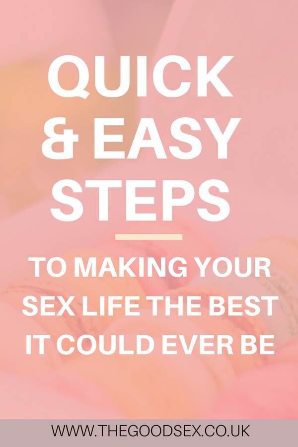 Best ways to have quick sex