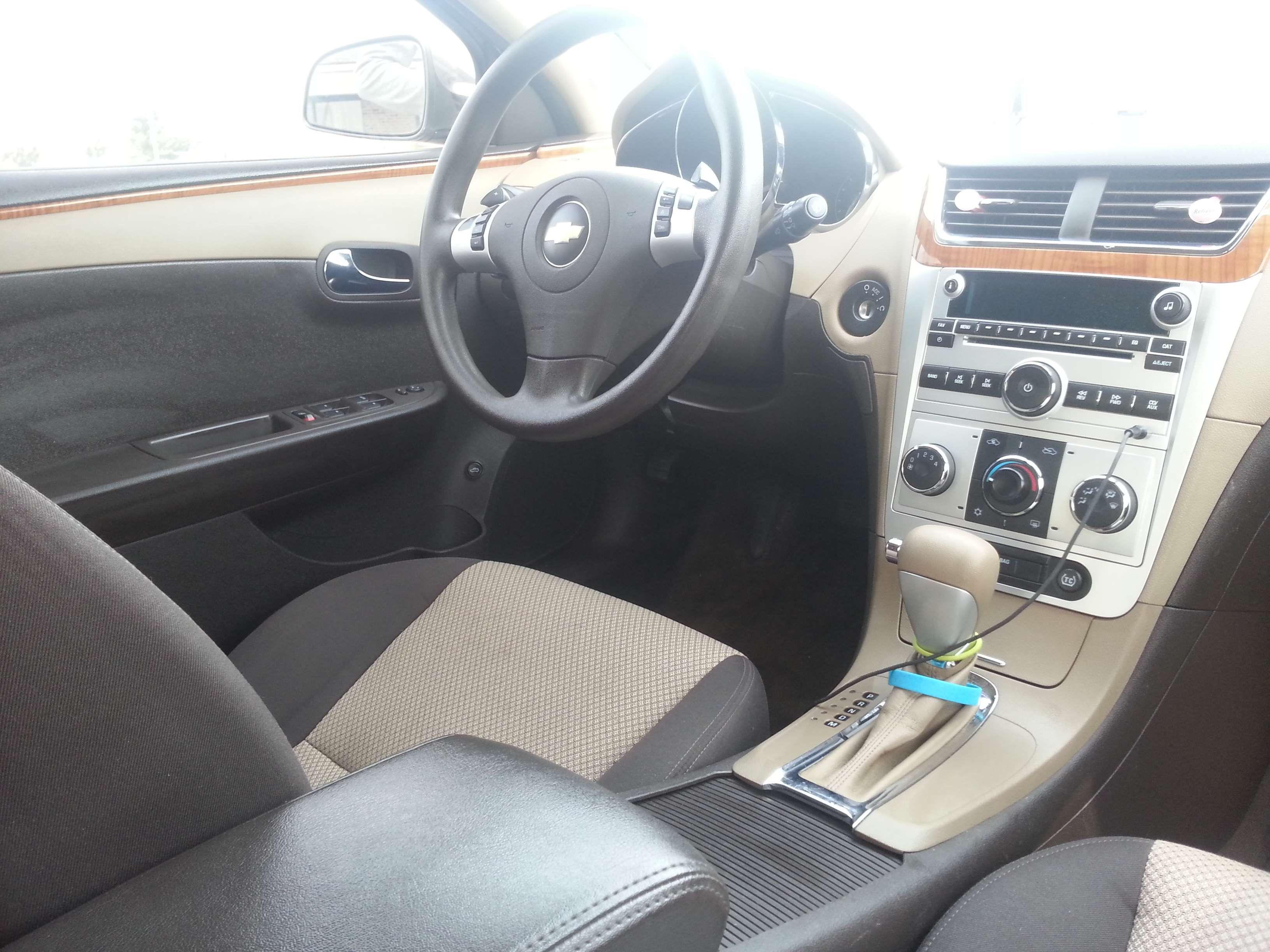 Used 2010 Chevrolet Malibu For Sale 13 495 At Colon Mi
