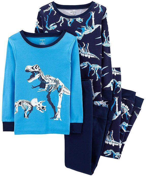9771d4f74 Carter s 4-pc. Pajama Set - Preschool Boys in 2019