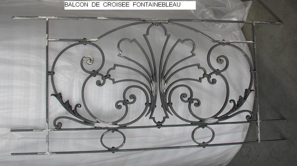 Balcon de croisée