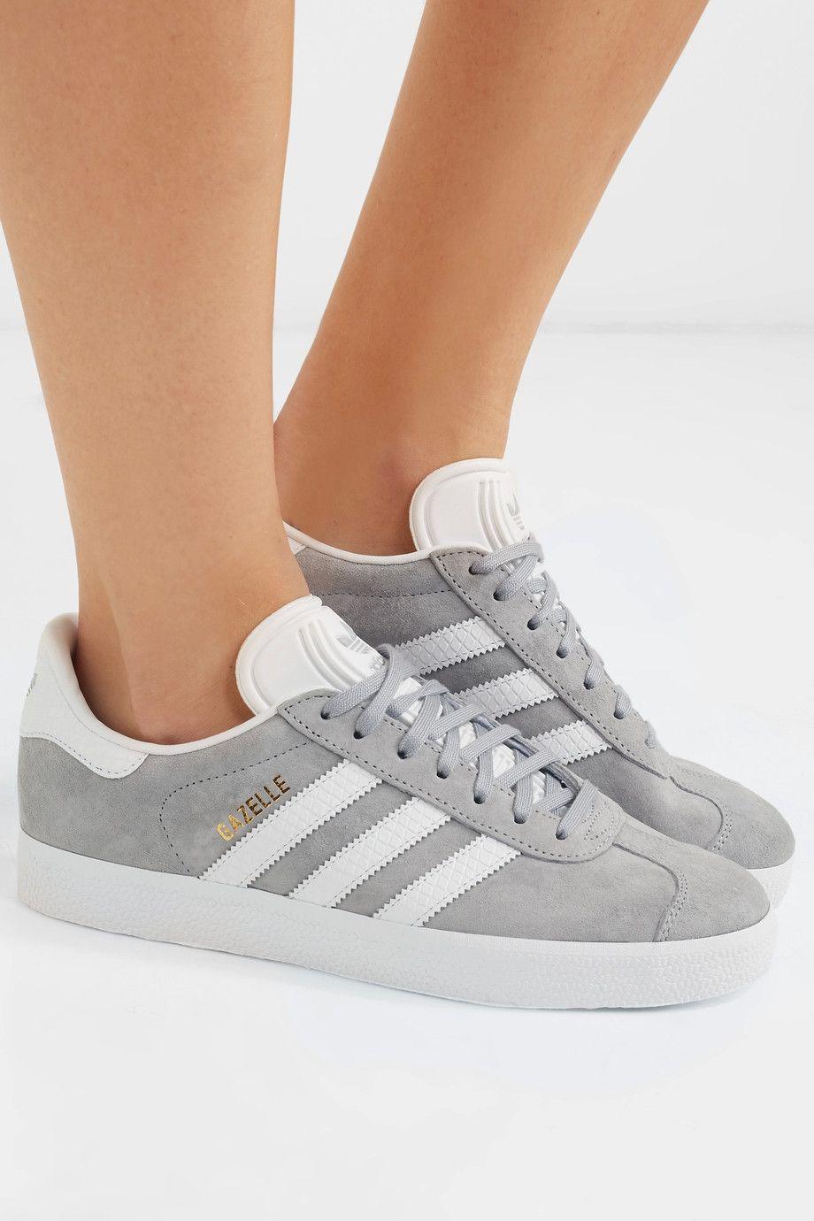Adidas Originals Gazelle Suede zapatilla ROJO un zapatos
