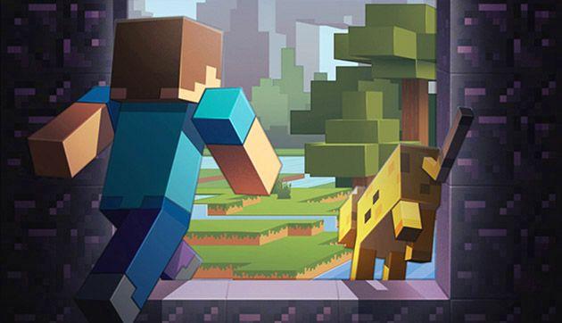 Minecraft Realms | video games | Minecraft wallpaper, Minecraft