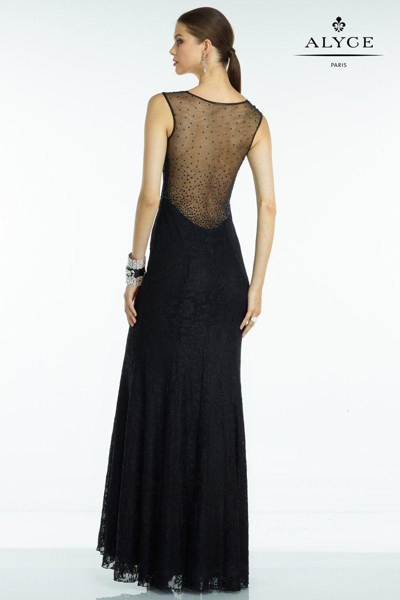 Alyce B'Dazzle Prom Dress