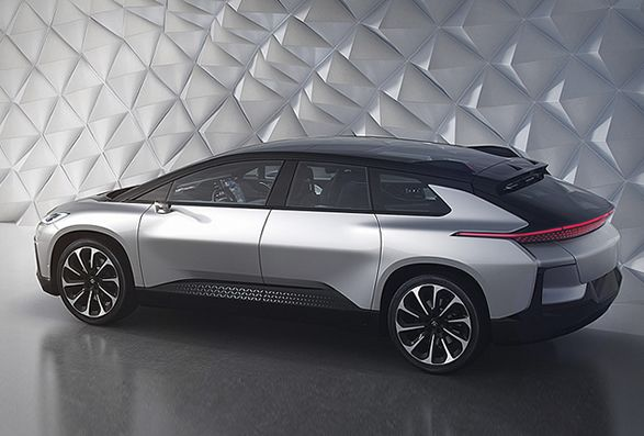 Faraday Future Ff91 Faraday Future Futuristic Cars Concept Cars