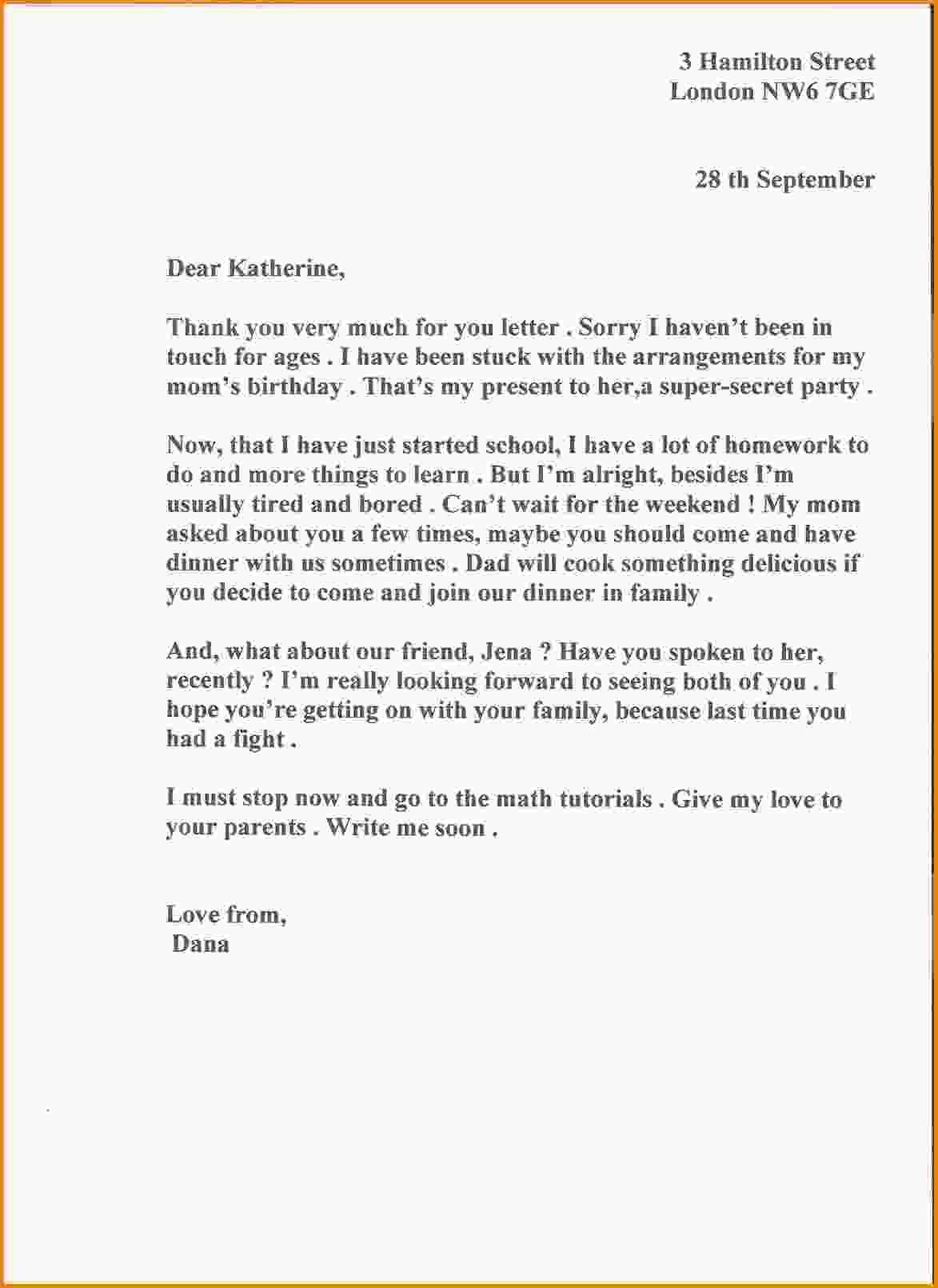 Informal letter format template uploaded kirei syahira home informal letter format template uploaded kirei syahira spiritdancerdesigns Image collections